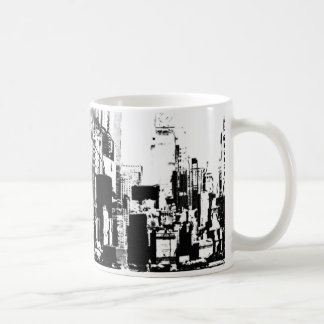City that inspires you coffee mugs