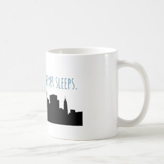 City that never Sleeps Coffee Mug