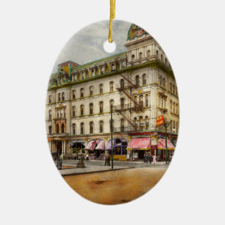 City - Toledo OH - Got a Boody Call 1910 Ceramic Ornament