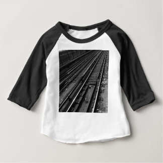 City Tracks Baby T-Shirt