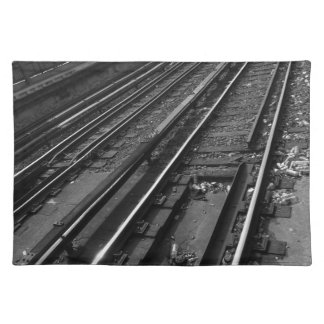 City Tracks Placemat