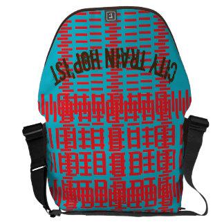 City Train Hop Courier Bags