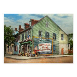 City - VA - C&G Grocery Store 1927 Card