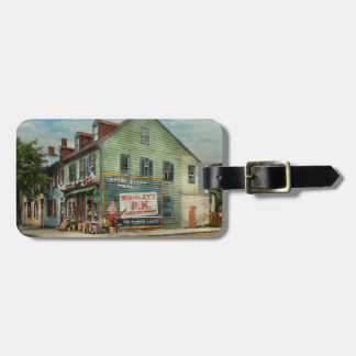 City - VA - C&G Grocery Store 1927 Luggage Tag