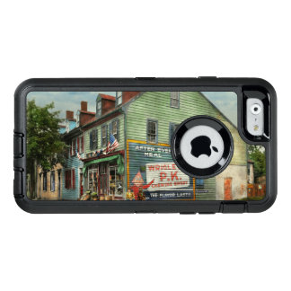 City - VA - C&G Grocery Store 1927 OtterBox Defender iPhone Case