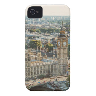 City View at London iPhone 4 Case-Mate Case
