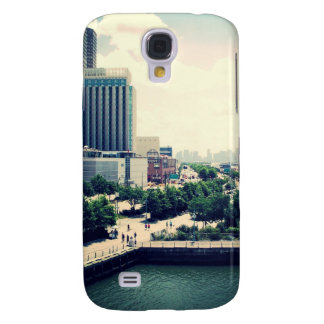 City View Galaxy S4 Cases