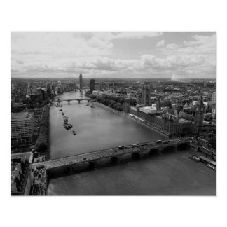 City View of London Poster