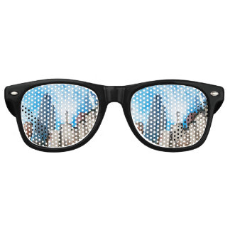 City View Party Time Party Glasses