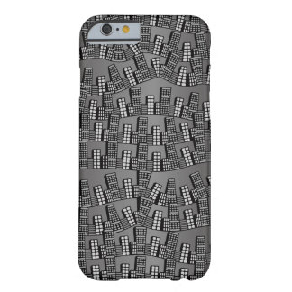 City View with Buildings at night Barely There iPhone 6 Case