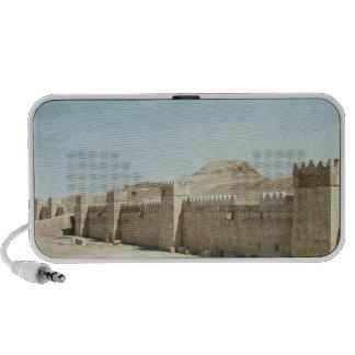 City walls portable speakers