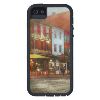 City - Washington DC - Life on 7th St 1912 iPhone 5 Covers