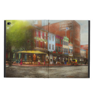City - Washington DC - Life on 7th St 1912 Powis iPad Air 2 Case