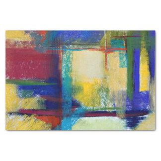 City Windows Tissue Paper