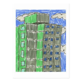 City XXIII (2015) (Redfern) Postcard