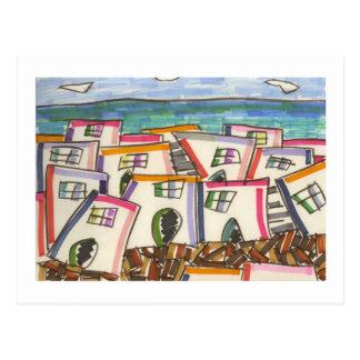 City XXXII (2014) (North Africa) Postcard
