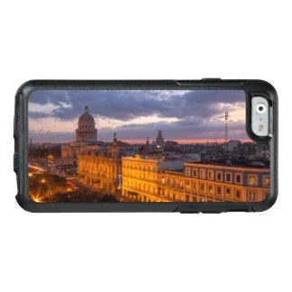 Cityscape at sunset, Havana, Cuba OtterBox iPhone 6/6s Case