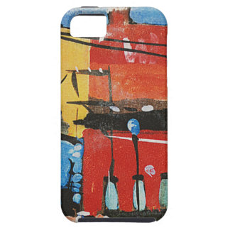 cityscape by Lyn Graybeal iPhone 5 Cases