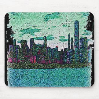 Cityscape Mousepad
