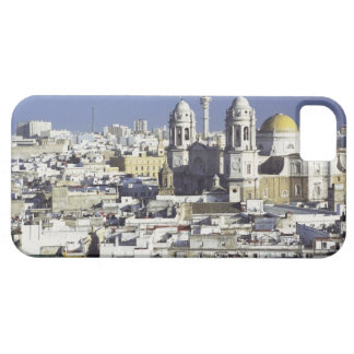 Cityscape of Cadiz, Spain iPhone 5 Cover
