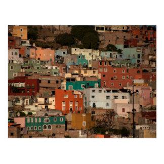 Cityscape Of Guanajuato, Mexico Postcard