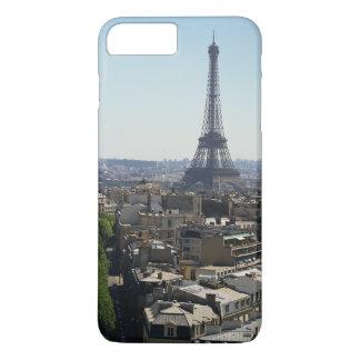 Cityscape of Paris, France iPhone 8 Plus/7 Plus Case