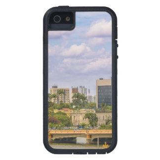 Cityscape of Recife, Pernambuco Brazil iPhone 5 Cover