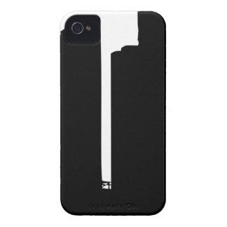 Cityscape Silhouette iPhone 4 Case-Mate Case