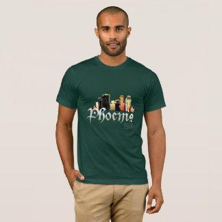 Cityscape silhouette of Phoenix T-Shirt