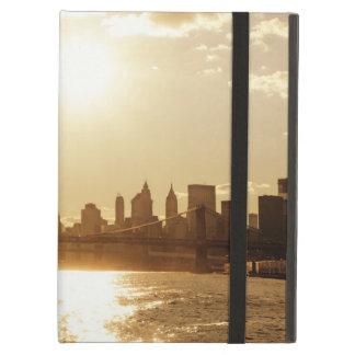 Cityscape Sunset over the New York Skyline Case For iPad Air