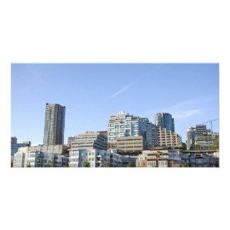CitySkylineb051709 Photo Card