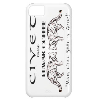 Civet Brand Luwak Coffee - Man that S*** is good! iPhone 5C Case