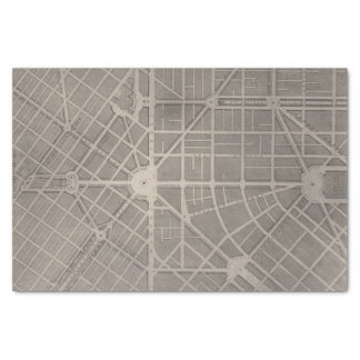 Civic Center, San Francisco Tissue Paper