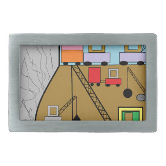 civil construction belt buckle