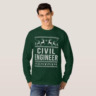Civil Engineer Ugly Christmas Sweater