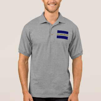 Civil Ensign El Salvador, El Salvador Polo Shirt