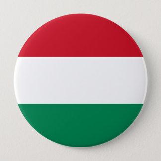 Civil Ensign Hungary, Hungary 10 Cm Round Badge
