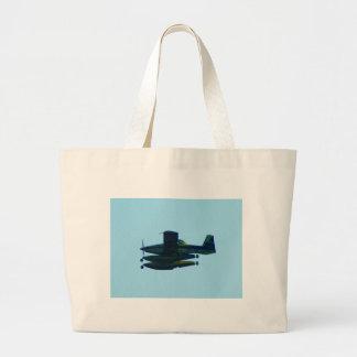 Civil Guard Seaplane. Tote Bag