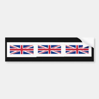 Civil Jack the United Kingdom, United Kingdom Bumper Sticker