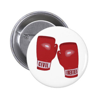 civil liberties 6 cm round badge