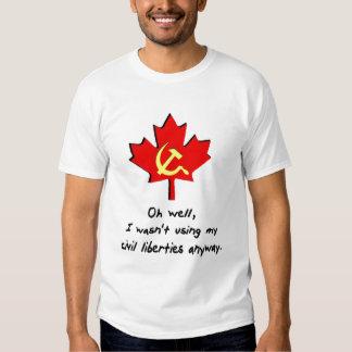 civil liberties shirt