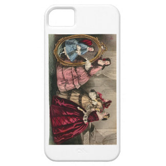 Civil War Antebellum Fashion Ladies Ball Gown Case For The iPhone 5
