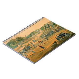 Civil War Baseball 1863 Notebooks