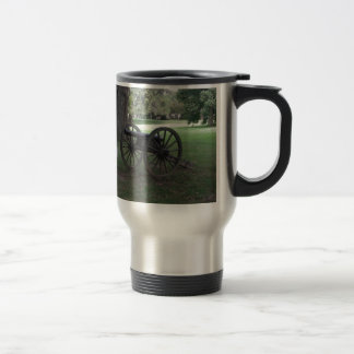 Civil War Cannon in Gettysburg Travel Mug