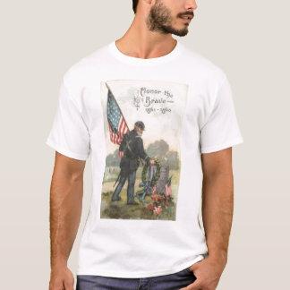 civil war cemetery Union T-Shirt
