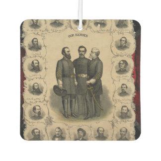 Civil War Heroes