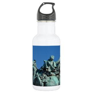 Civil War Soldier Statue in Washington DC_ 532 Ml Water Bottle