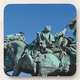 Civil War Soldier Statue in Washington DC_ Coasters