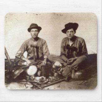 Civil War Soldiers Mouse Pad