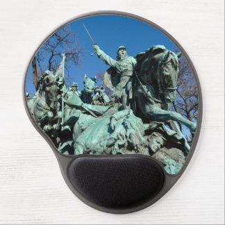 Civil War Statue in Washington DC Gel Mouse Pad